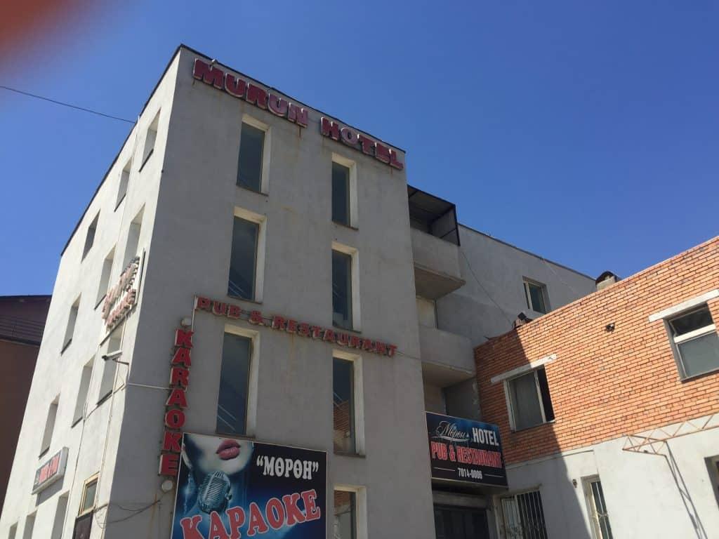 Murun Hotel in Ulaanbaatar