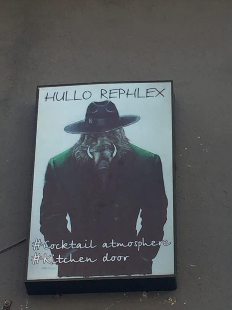 Hullo Rephlex - ein Geheimtipp