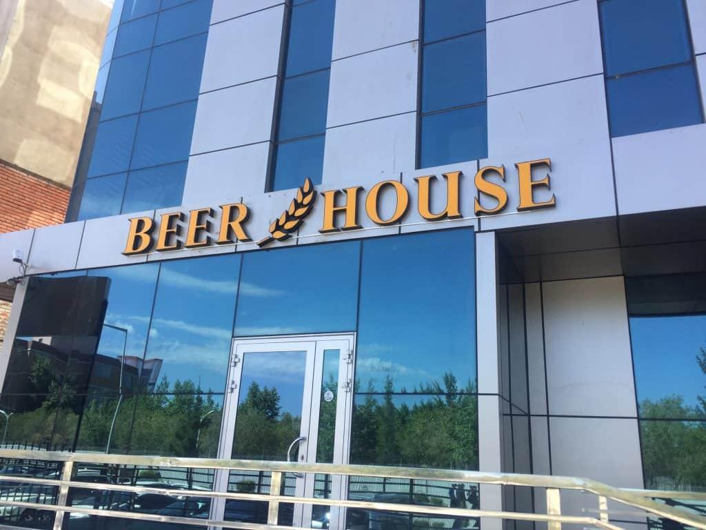 Beerhouse Bar auf der Seoulstraße