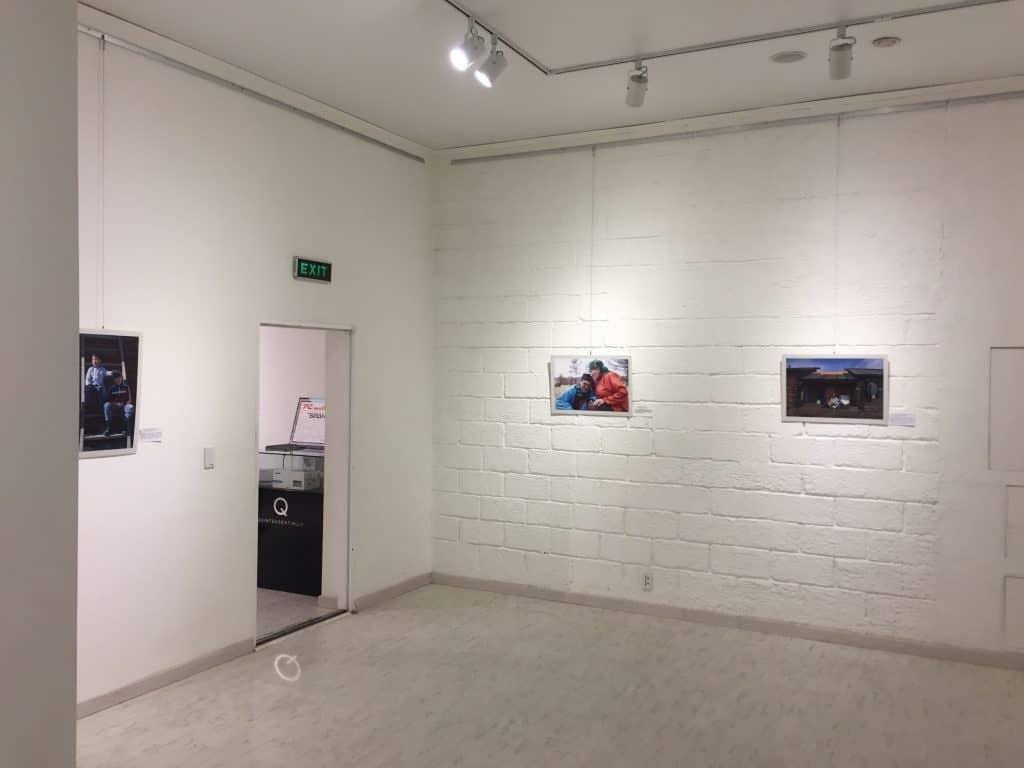 Fotoausstellung in Zaisan