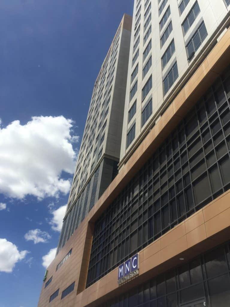 Ramada Hotel im Westen von Ulaanbaatar