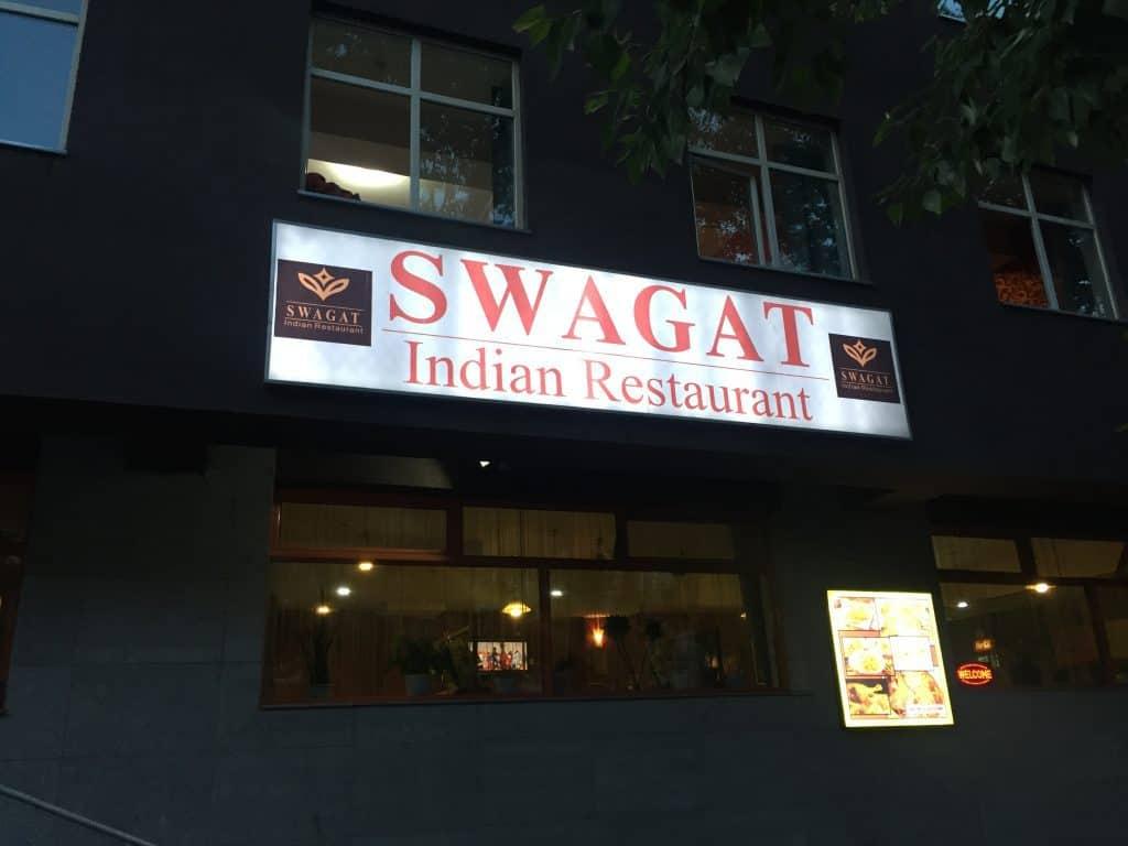 Swagat indisches Restaurant - in Ulaanbaatar