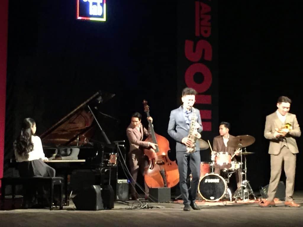 Jazz in Ulaanbaatar