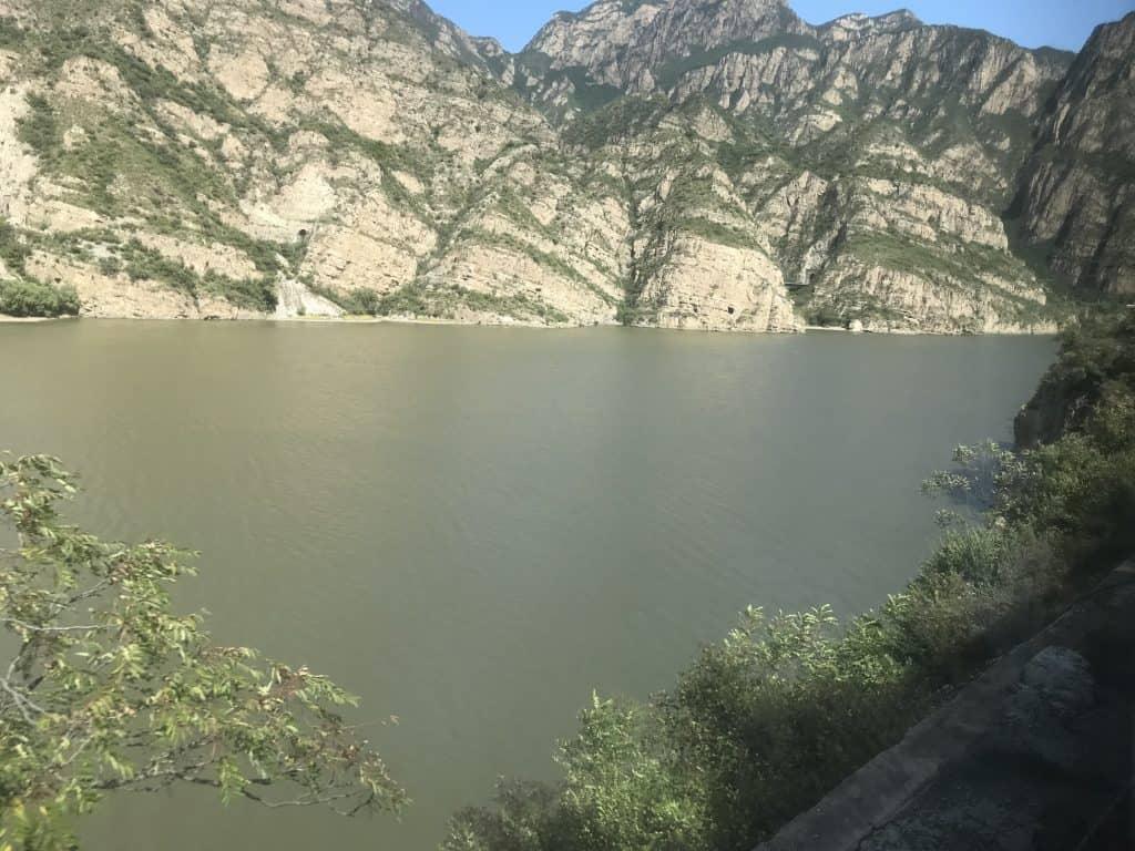 Wasserversorgung für die Region Peking