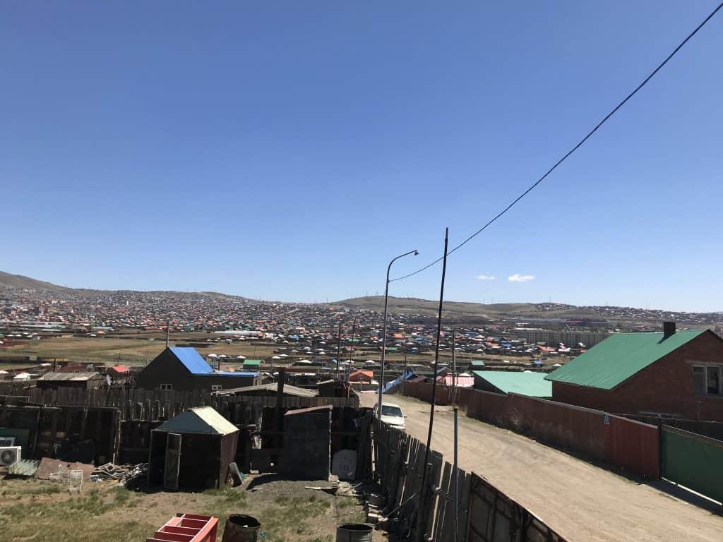 Gerviertel im Nordwesten