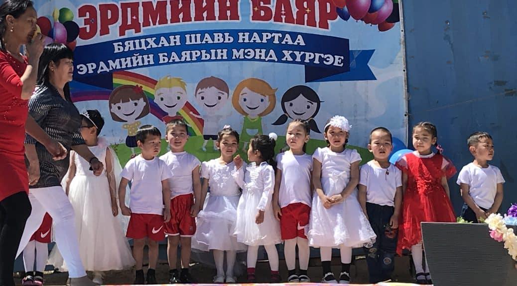 Präsentationen für den Kindertag